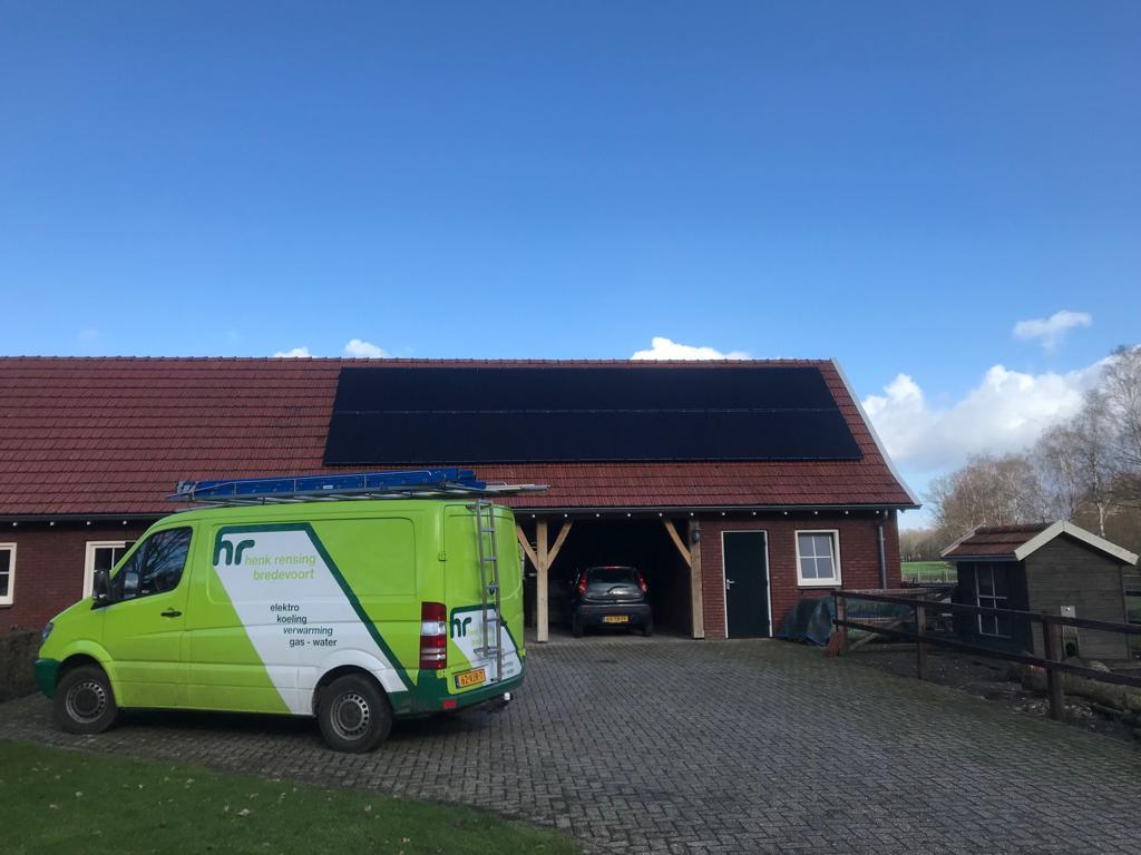 SolarEdge Installatie