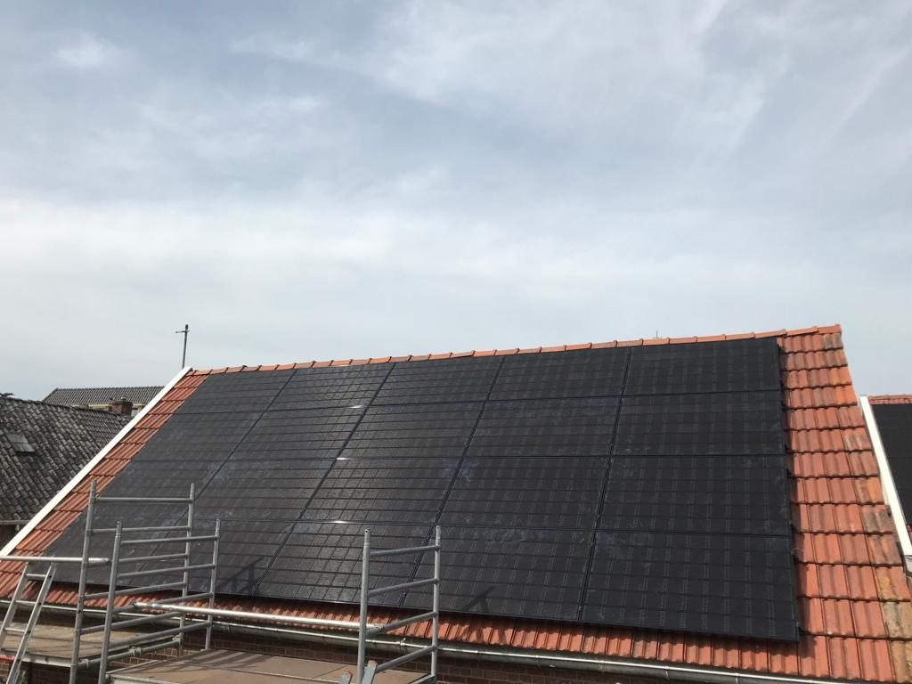 solaredge zonnepanelen